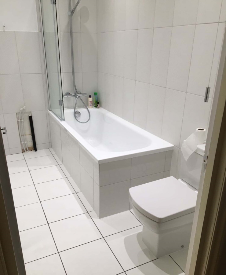 Fitted Bathroom in East Dulwich London SE22