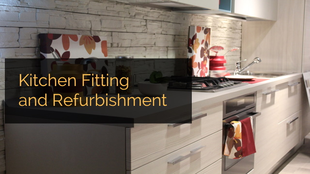 Kitchen Refurbishment & Fitting