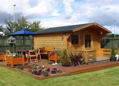 Luxury Wooden Garden Shed in Thornton Heath CR0