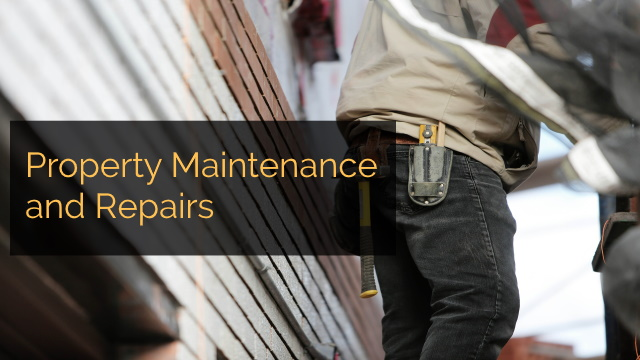 Property Maintenance Repairs & Minor Building Work